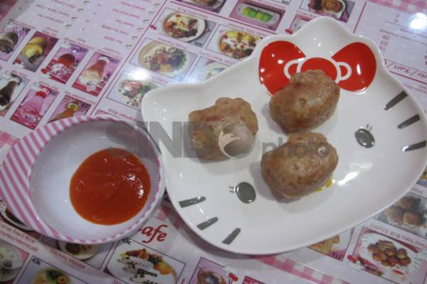 Siomay Hello Kitty's Corner