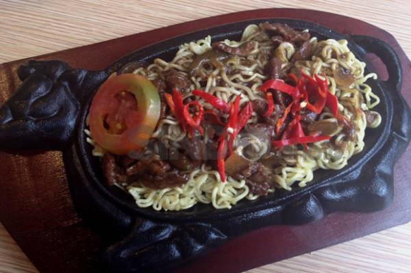 Indomie Blackpepper Beef