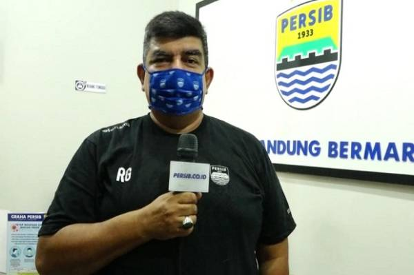 Sembuh dari Covid-19, Wander Luiz: Hatur Nuhun Bobotoh, Saya Ingin Pulang ke Brazil