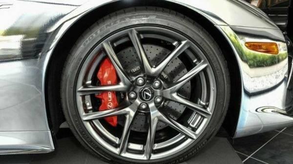 Mobil Bekas Supercar Lexus LFA Dibanderol Rp17,6 Miliar