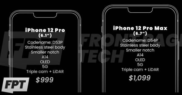 Rumor Harga Ungkap Model Premum iPhone 12 Tak Didukung 5G