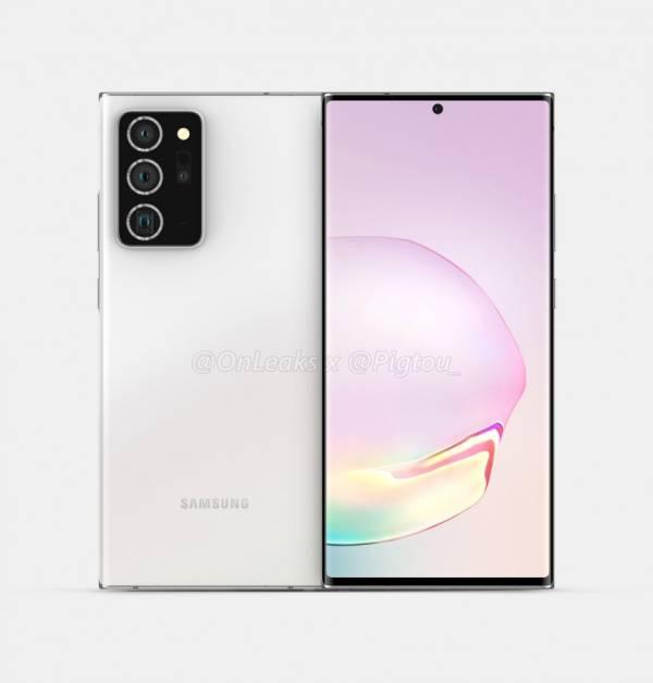 Samsung Galaxy Note20 Plus Kantongi Sertifikasi 3C