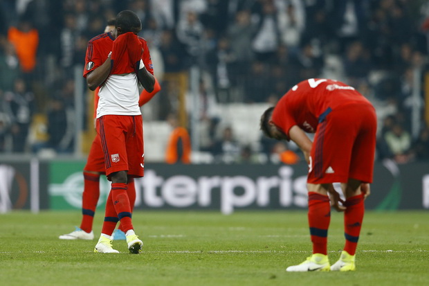 Besiktas vs Olympique Lyon