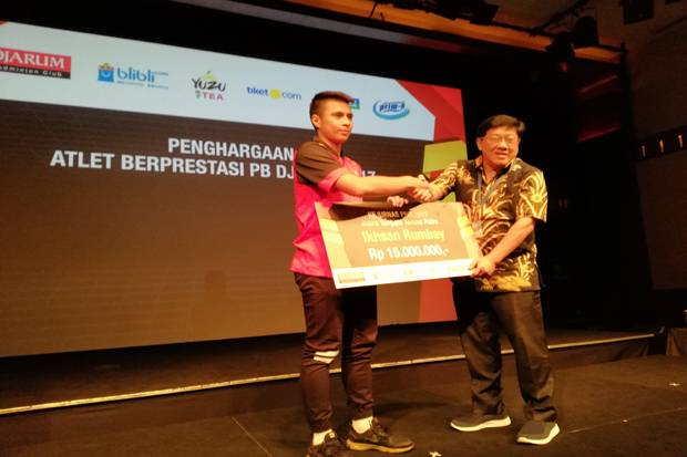 Juara Tunggal dan Ganda, Djarum Foundation Gelontor Bonus