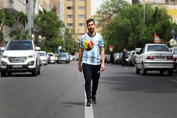 The Iranian Messi Taken to Police Station