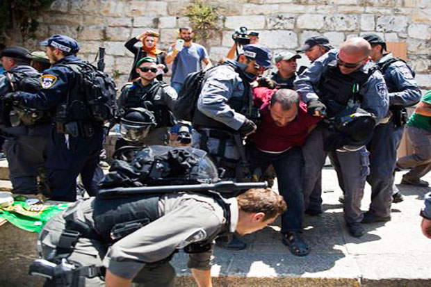 Israel Tightens on Al-Aqsa, Palestinians Clash with Israeli Forces