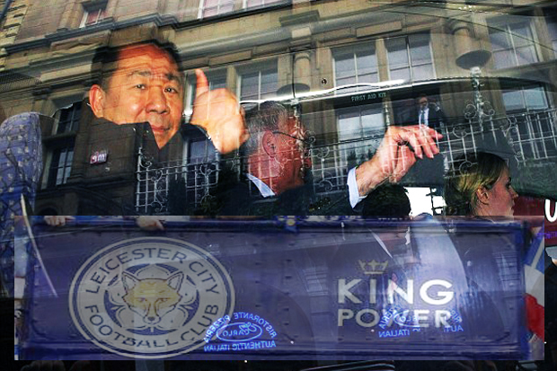 Leicesters Owner Accused Big Corruption in Thailand
