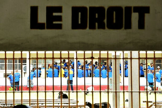 3,000 Prisioner Escaped fom Makala Jail in Congo