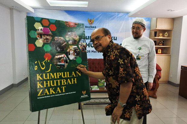 Not Just Socialized, Zakat Also Need to be Exemplified