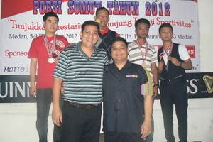 Juara umum asian beach games 2012