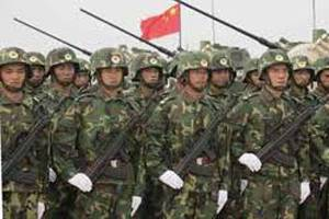 Tentara China akan lakukan latihan militer digital