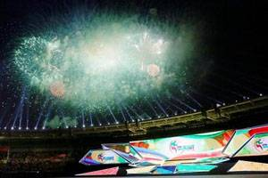 Sea Games ditutup, Indonesia merosot