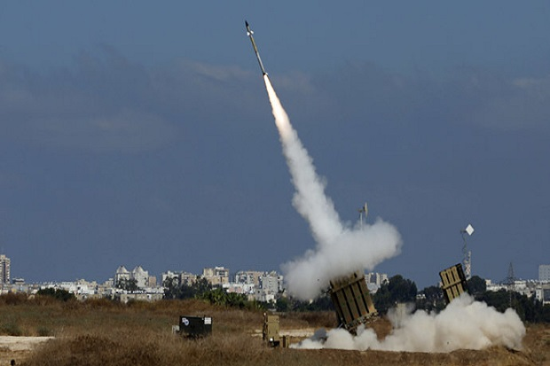 Hacker China Tahu Rahasia Iron Dome Israel