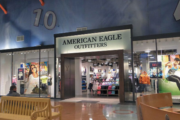 american eagle outfitters 1 American eagle outfitters, inc is an american clothing and accessories retailer, headquartered in the southside works neighborhood of pittsburgh, pennsylvania.