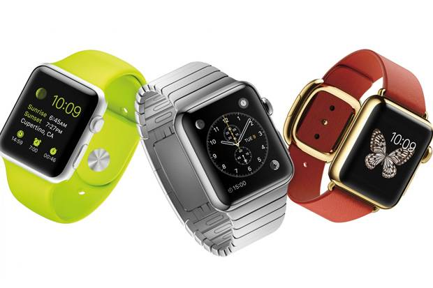 Apple Pimpin Produk Wearable di 2014