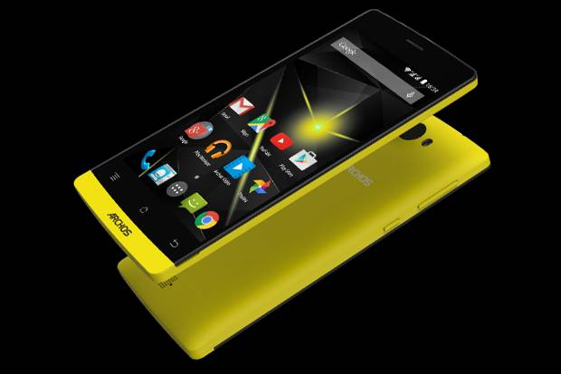 Archos 50 Daimond Smartphone Android Kamera 16Mp