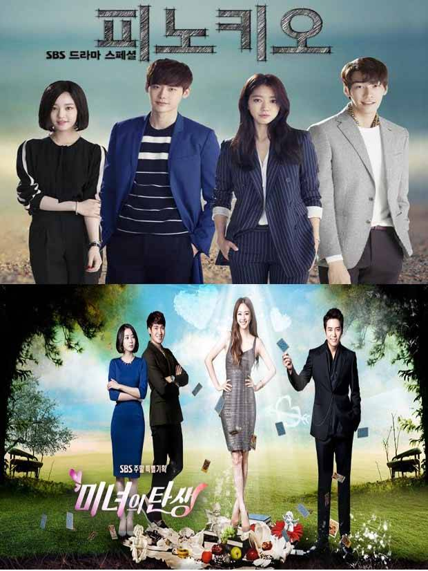 Pinocchio korean drama wedding