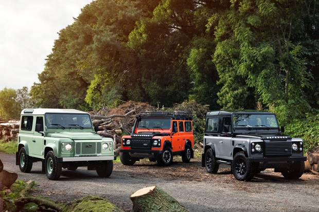 land rover edisi khusus akan diboyong ke indonesia. Black Bedroom Furniture Sets. Home Design Ideas
