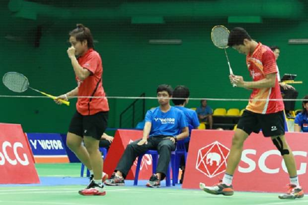 Indonesia Hampa Gelar di AJC 2015