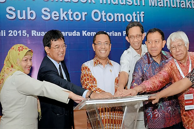 Industri Automotif Terus Diperkuat