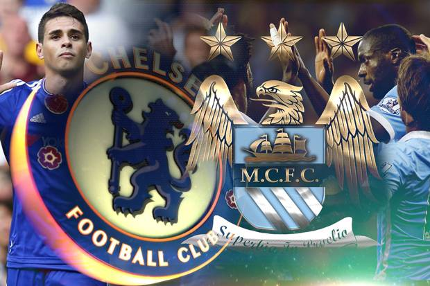 Chelsea Vs Man City: Susunan Pemain Manchester City Vs Chelsea