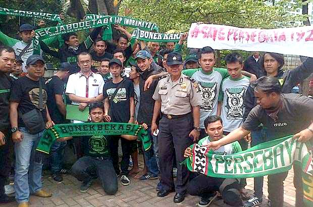 Image Result For Kalteng Putra Vs Persebaya