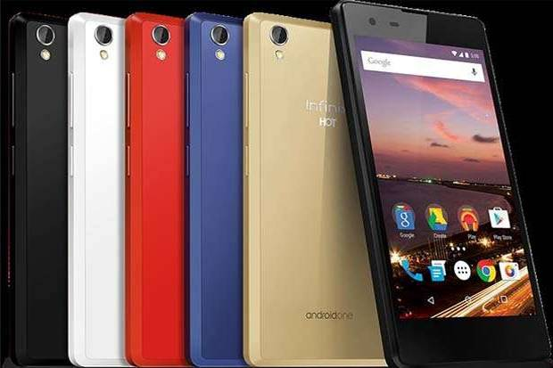 Infinix Hot 2 Android One Generasi Kedua
