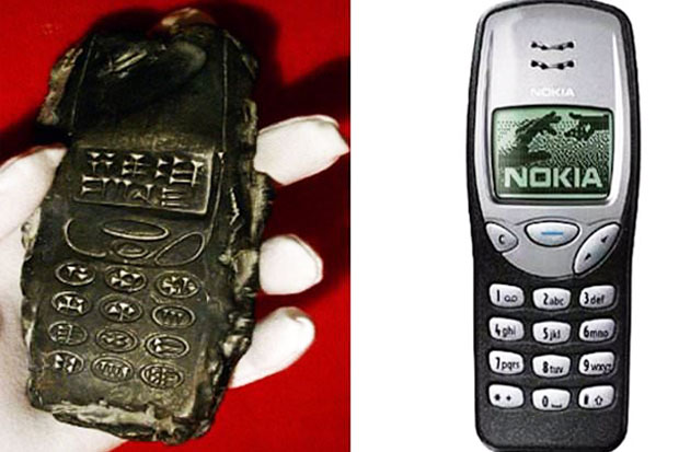 800 Year Old Mobile Phone Left Behind by Aliens in Austria?