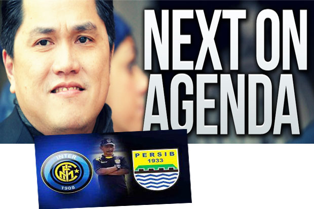 Persib Mentored by Inter Milan