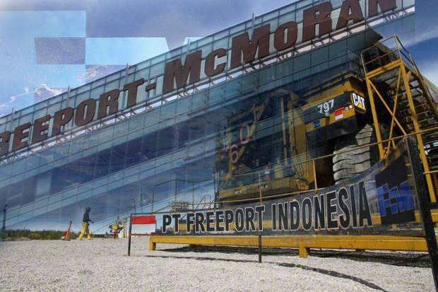 Image result for FREEPORT INDONESIA