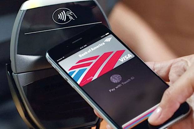 Apple Pay Gebrak Pasar China
