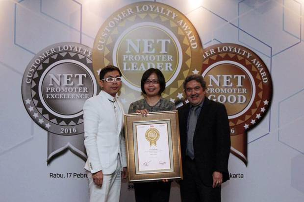 Printer Canon Raih Customer Loyalty Award Kelima Kali