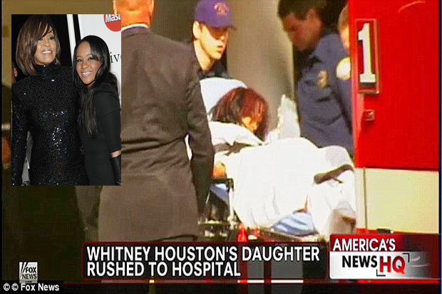 Whitney houston death date