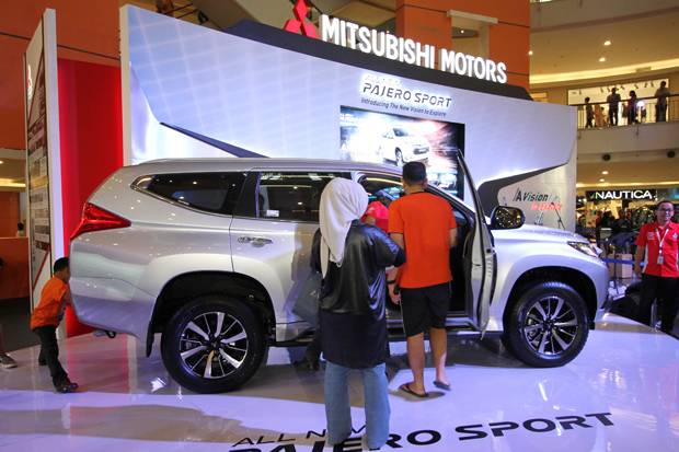 Strategi Jitu Mitsubishi Jualan All New Pajero Sport