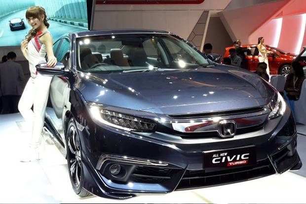 Honda All New Civic Mesin Turbo Gairah Baru Segmen Sedan
