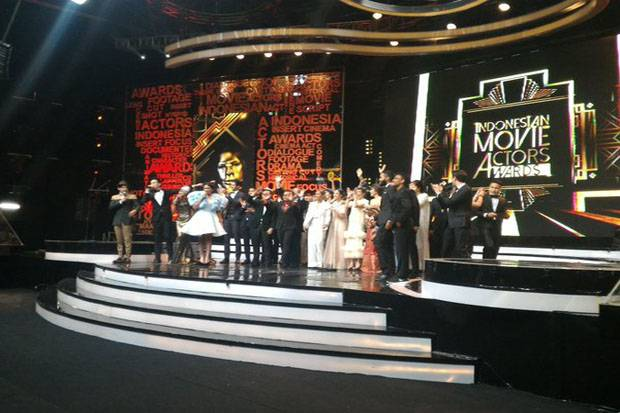 Daftar Lengkap Pemenang Indonesian Movie Actors Awards 2016