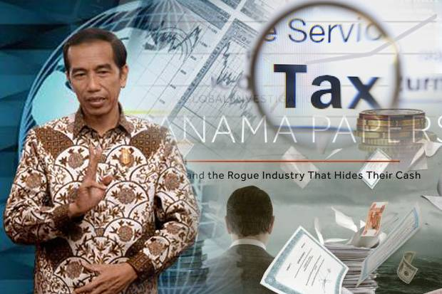 Image result for jokowi tax amnesty