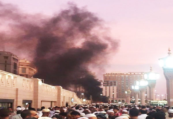 Lets Not be Provoked by Medina Bomb Incident