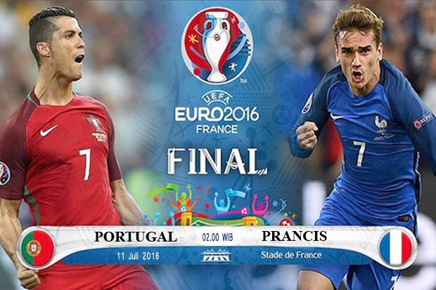Preview Portugal vs Prancis Melawan Rekor Buruk