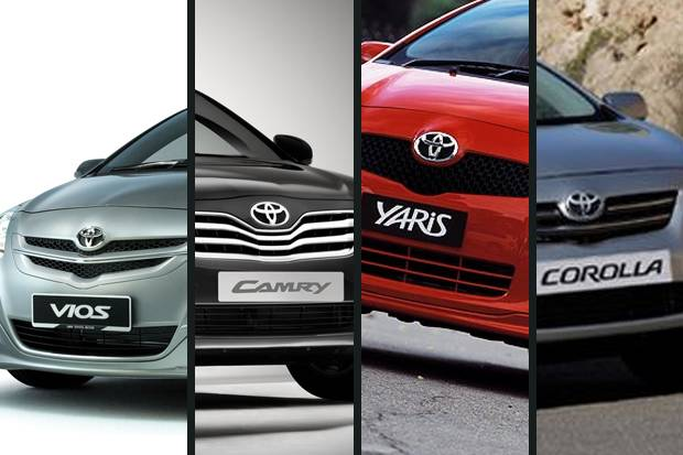 toyota indonesia recall camry corolla vios dan. Black Bedroom Furniture Sets. Home Design Ideas