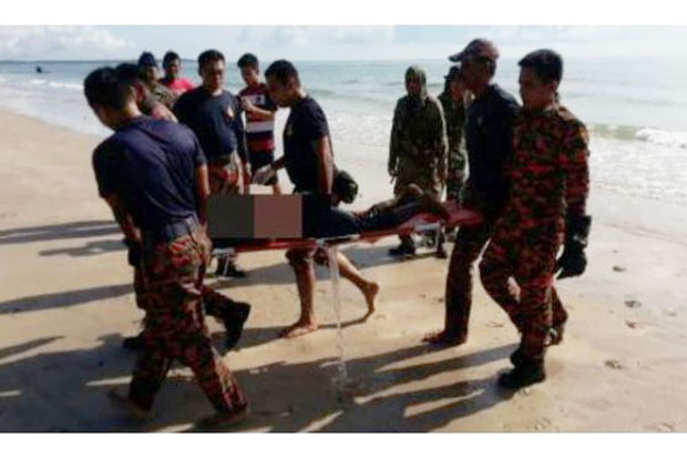 After Eid Fitr Holidays, Four Indonesian Dead in Johor Boat Mishap