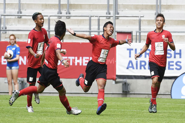 'Indonesian Vieri' Drove ASIOP Win Gothia Cup 2016