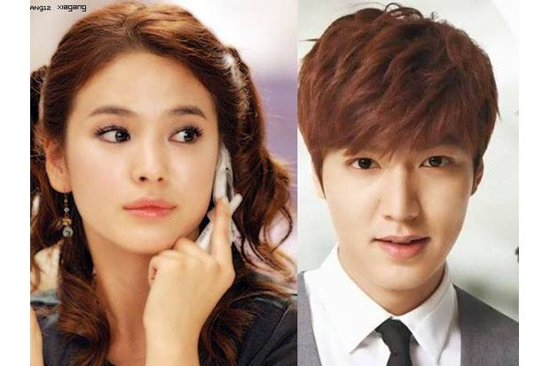 Lee Min Ho Susul Song Hye Kyo ke Los Angeles?