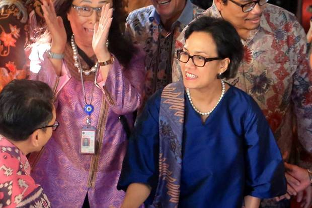 Sri Mulyani Tancap Gas Weekend Rapat Tax Amnesty