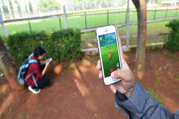 school children prohibited playing pokemon go HuJ