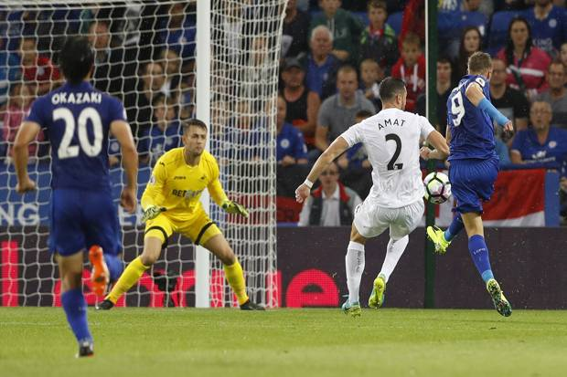 Habisi Swansea City, Leicester City Ancam Liverpool