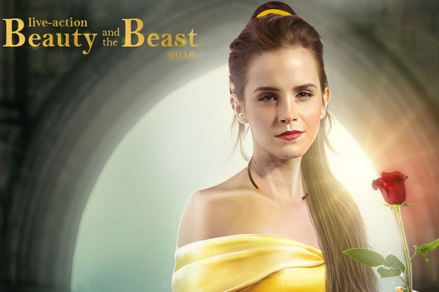 Ini Bocoran Pemain Film Beauty and the Beast