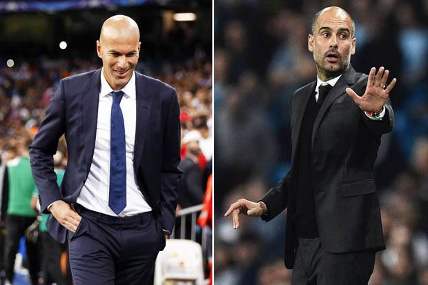 Real Madrid Zidane Samai Rekor Guardiola, Media Barcelona Tak Terima