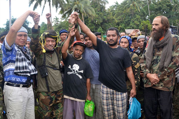 Fourth Indonesian Hostage Released by Abu Sayyaf Militans