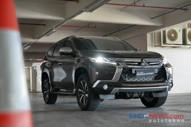 Pajero Sport Sabet Gelar Car of the Year 2016